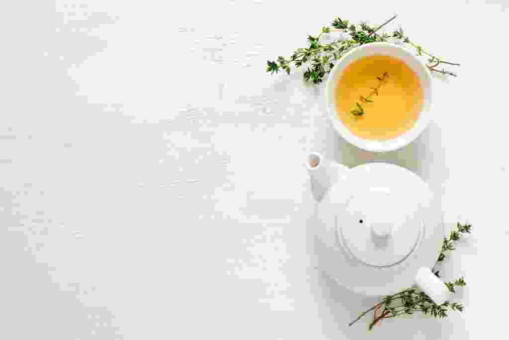 فوائد شاي الأخضر