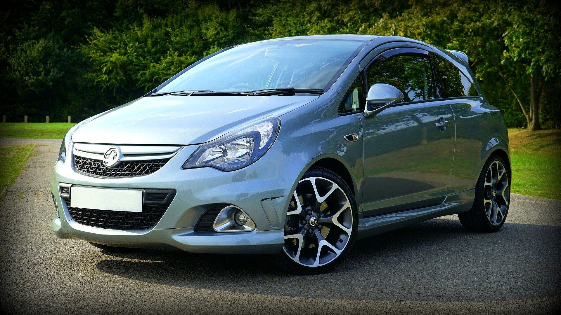 Vauxhall Car