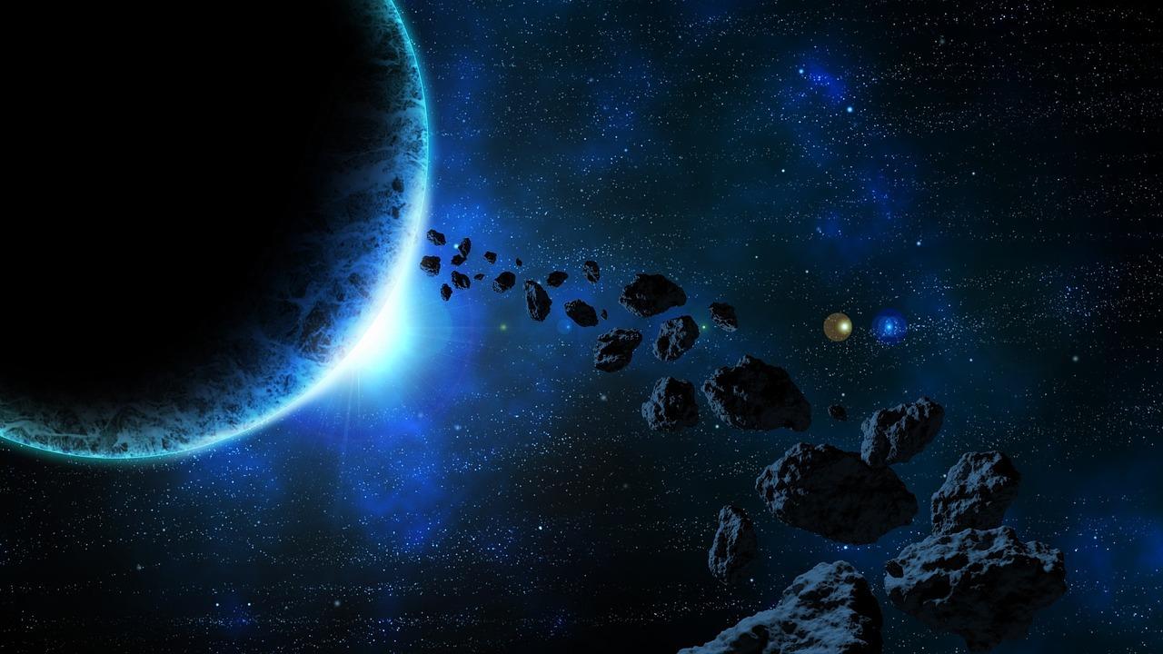 إختبر معلوماتك عن الفضاء الخارجي! معلومات عامة